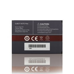 Original Battery for CUBOT Note PLUS