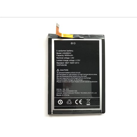 Original Battery for UMI PLUS