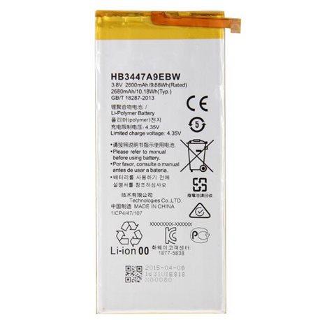 Original Battery for Huawei P8