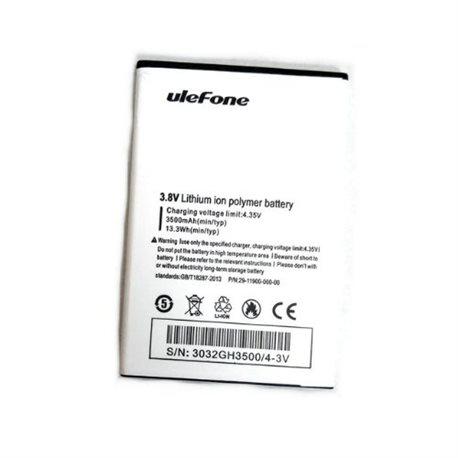 New Battery for Ulefone U008 and Ulefone U008 PRO - Fast Shipping from Europe