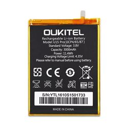 New Battery for OUKITEL U15 PRO Smartphone - Fast Shipping from EUROPE