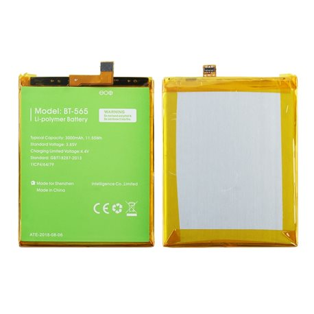 New Battery 3000mAh for LEAGOO KIICAA MIX - Fast Shipping from EUROPE