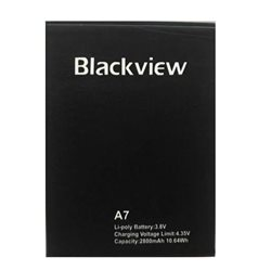 New Battery for Blackview A7/A7 Pro Smartphones - Fast Shipping from Europe