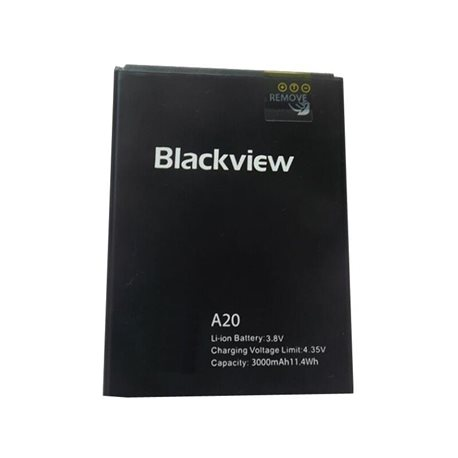 New Battery for Blackview A20 Smartphone - Fast Shipping from Europe