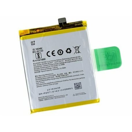 New Battery BLP657 for OnePlus 6 / One Plus 6 - Fast Shipping from Europe