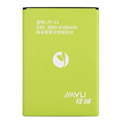 Original 3000mAh Replacement Battery For JIAYU S3 S3+ S3 Plus