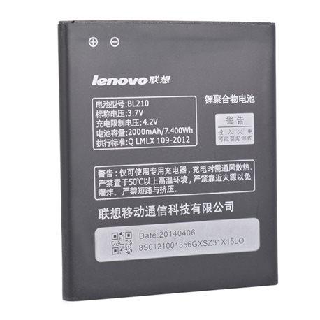 2000mAh Lenovo BL210 Replacement Battery For Lenovo A606 S820 A656 S650 S658t S820E