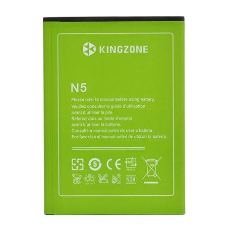 Original 2600mAh Replacement Battery For KINGZONE N5