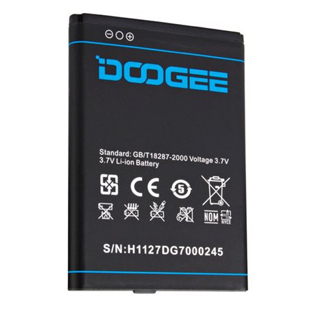 Original 4000mAh Battery For DOOGEE DG700 Smartphone