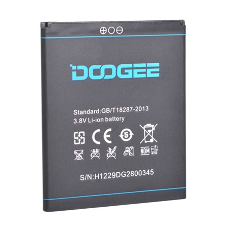 Original 1800mAh Replacement Battery For DOOGEE LEO DG280