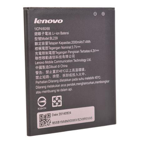 Original 2000mAh Replacement Battery For Lenovo A399