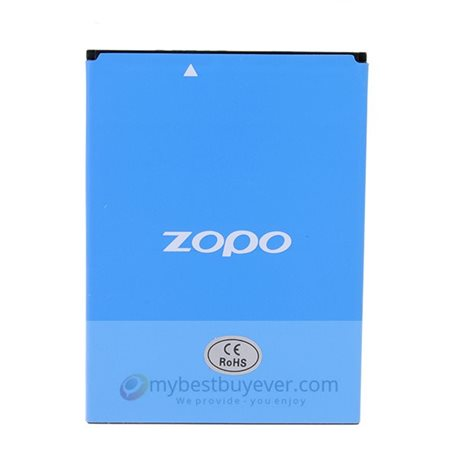 Original 2400mAh Battery BT55S For ZOPO ZP998 Smartphone