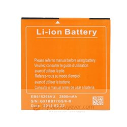 Original 2800mAh Battery Replacement For Ulefone P92