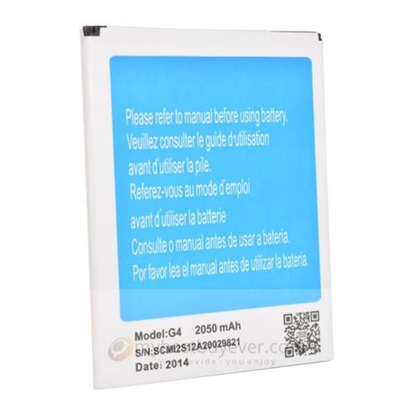Original 2050mAh Battery Replacement For Elephone G4