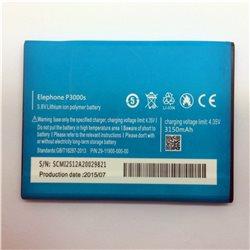 Original 3150mAh Battery For Elephone P3000 P3000s