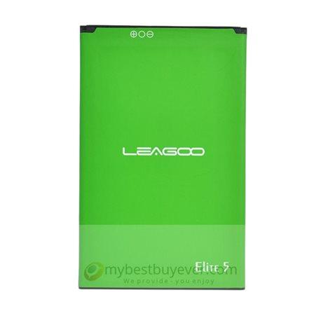 Original 4000mAh Battery For LEAGOO Elite 5
