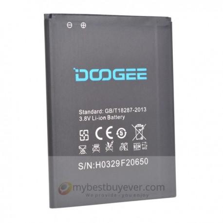 Original 2500mAh Battery For DOOGEE IBIZA F2