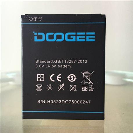 Original 2000mAh Battery For DOOGEE IRON BONE DG750
