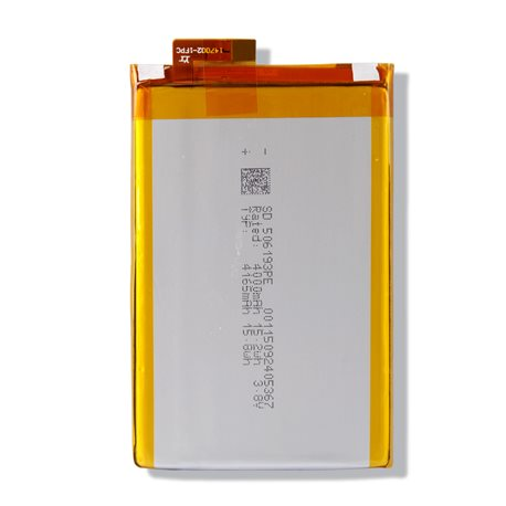 Original Battery Elephone P8000 4165mAh