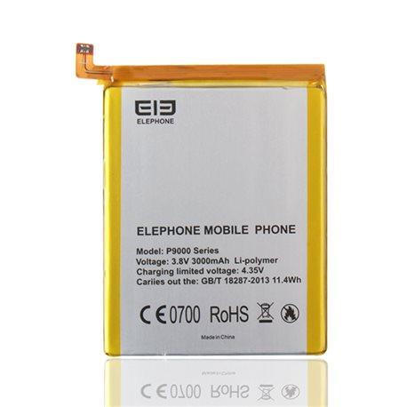 Original Battery Elephone P9000 3000mAh
