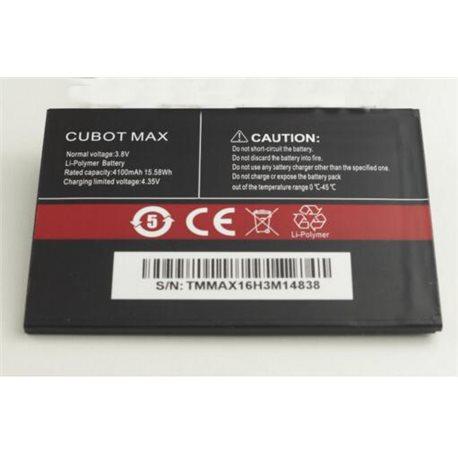 Original Battery CUBOT MAX 4100mAh