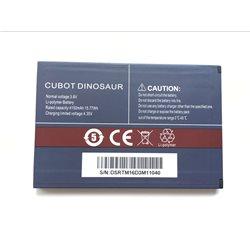 Battery for CUBOT DINOSAUR 4150mAh